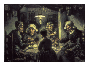 potatoe eaters van gogh